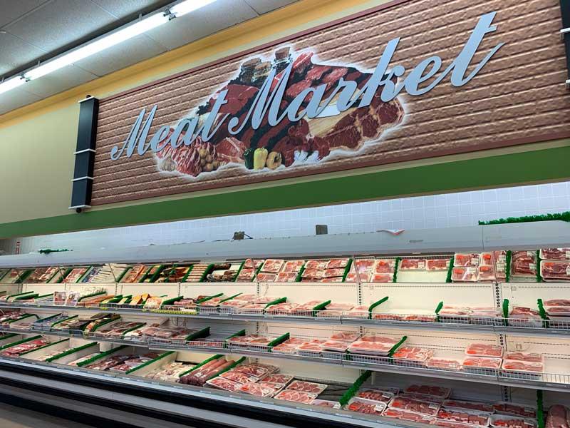 McDaniels Meat Department